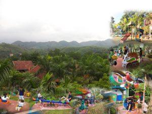 Thanh Lâm resort với khi hậu trong lành và thiên nhiên xanh mát, với vô số trò chơi lành mạnh dành cho các em thiếu nhi
